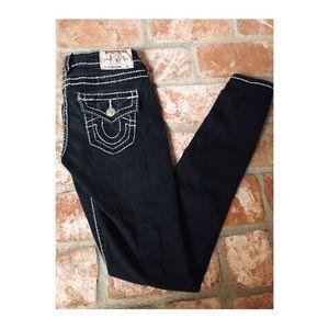 True Religions skinny Jeans